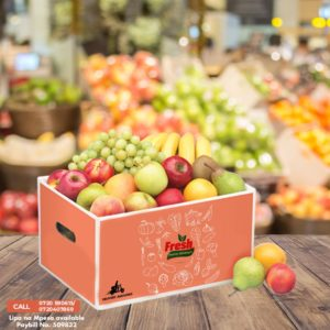 Fruit box bundle home delivery